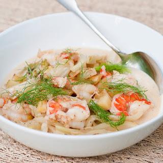 Summertime Shrimp Chowder