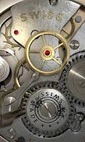 Screenshot of Watch Gears free livewallpaper
