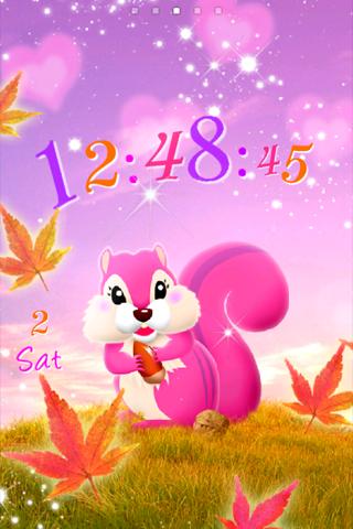 個人化必備APP下載 Squirrel Live Wallpaper 好玩app不花錢 綠色工廠好玩App