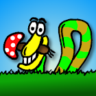 Azi's Turbo Worm(Snake,NO ADS) icon