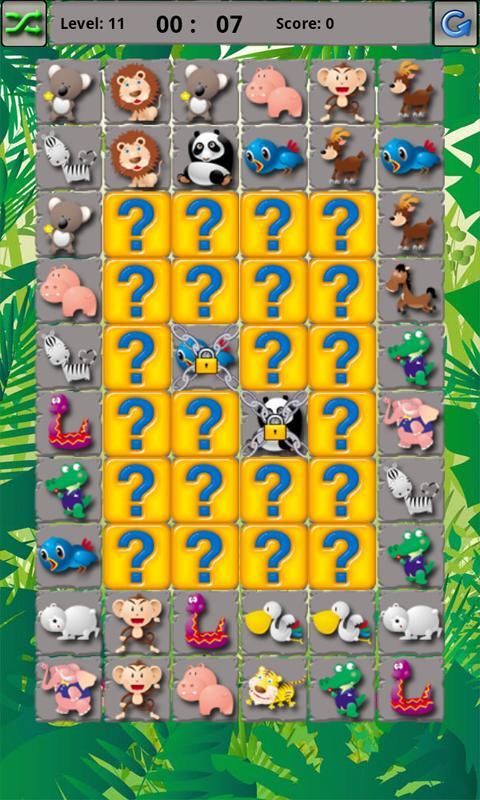 Match Mania 2: The Jungle- screenshot