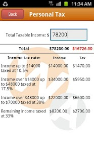 Tax Toolbox - screenshot thumbnail