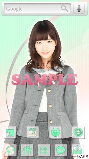 AKB48きせかえ 公式 柏木由紀-Amh-