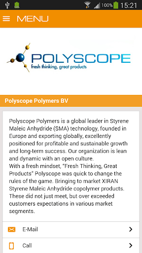 Polyscope Polymers