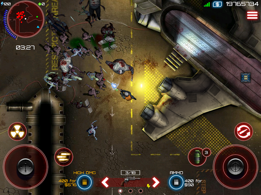 #6. SAS: Zombie Assault 4 (Android)