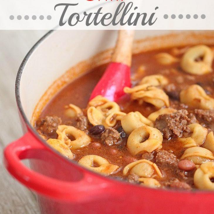 Chili Tortellini Recipe