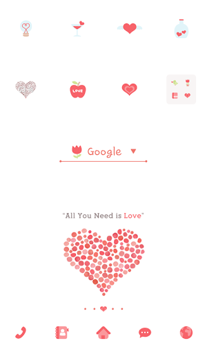 All You Need is Love 도돌런처 테마