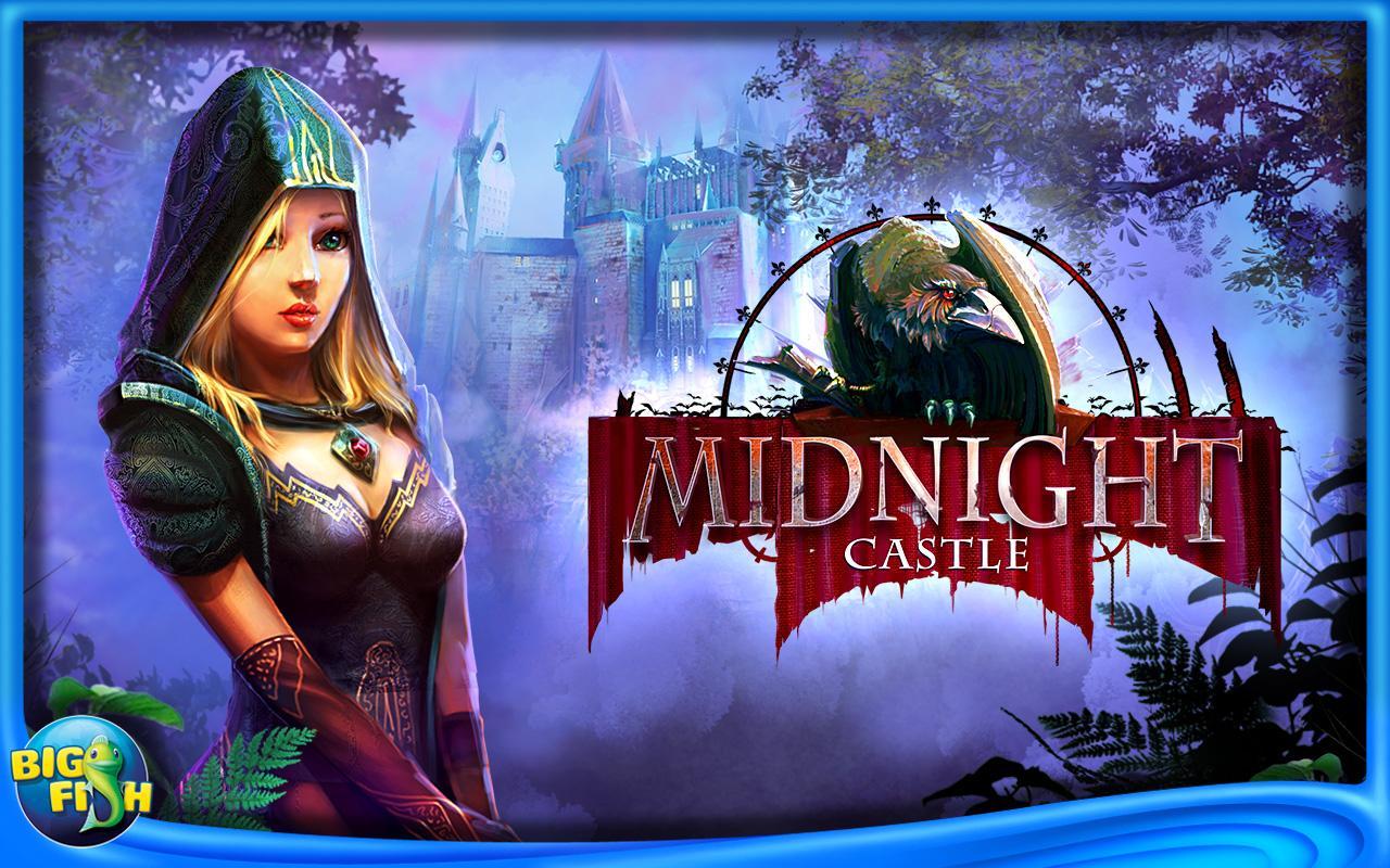 Midnight Castle: Hidden Object - screenshot