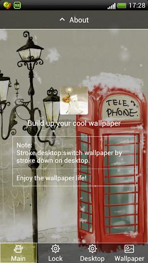美麗的浪漫雪景動態壁紙屏幕鎖|玩個人化App免費|玩APPs