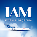 Izhavia inflight magazine icon