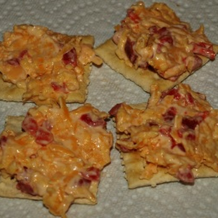 Pimiento Cheese and an Apple Recipe