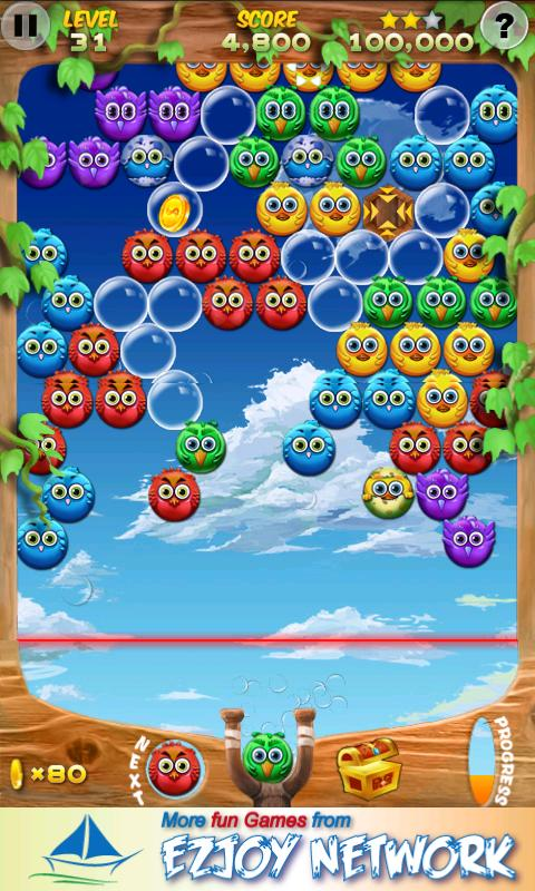 Bubble Bird- screenshot