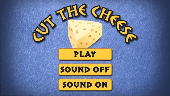 切奶酪(放屁遊戲)
