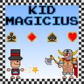 Kid Magicius - Platformer