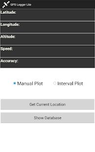 GPS Logger Lite- screenshot thumbnail