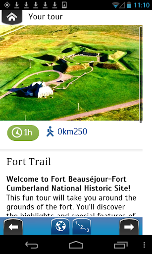 Explora Fort Beauséjour