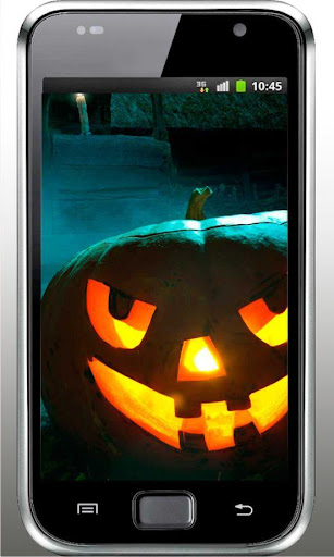 Halloween Horror Pumpkin LWP