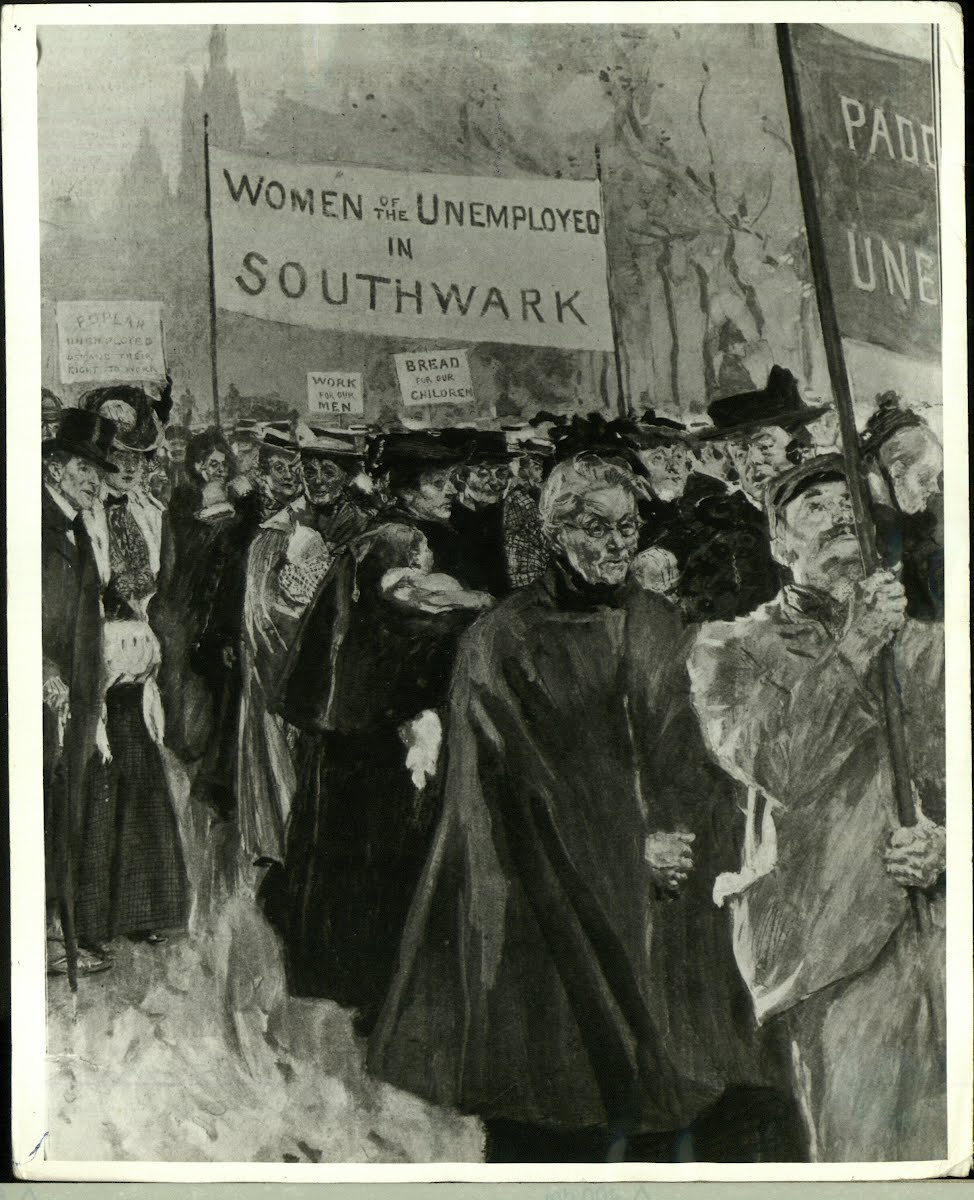 Wom Move Suffragettes #1 Of 2