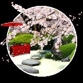 Zen Garden -Spring- LWallpaper