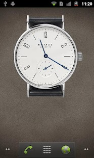Nomos Tangente - screenshot thumbnail