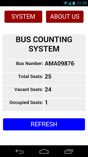 Smart Bus System