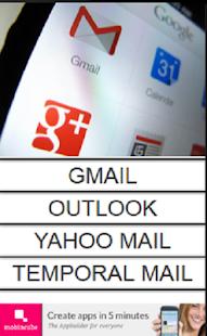 Email - náhled