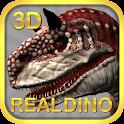 Dinosaur 3D - Carnotaurus Free icon