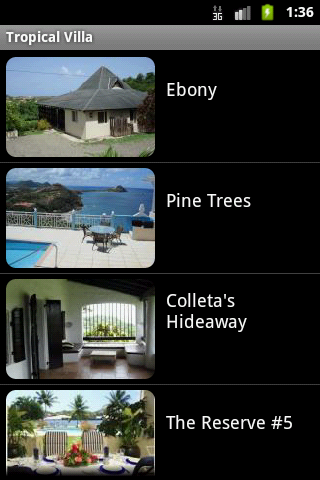 Tropical Villas St. Lucia- screenshot