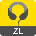Zlín - audio tour icon