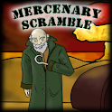 Mercenary Scramble Demo logo