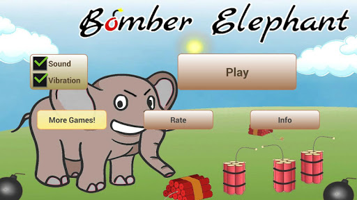 Bomber Elephant