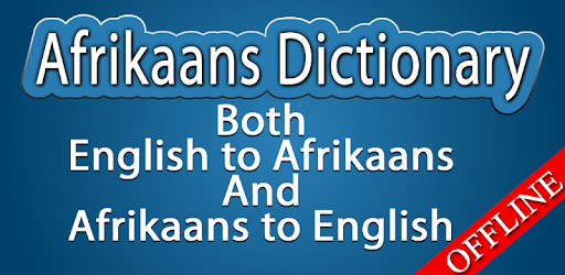 English afrikaans dictionary apps on google play fandeluxe Choice Image