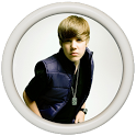 Justin Bieber Battery Widget icon