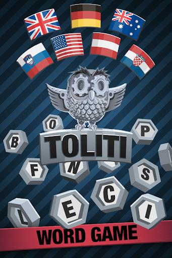 Toliti™ - Word Game
