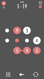 Noda - Dots and Number Puzzle- screenshot thumbnail