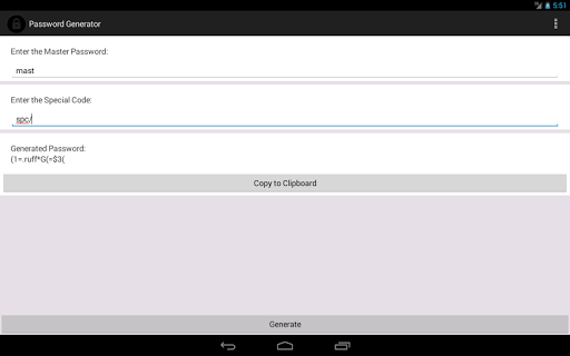 玩工具App|Sentinel Password Generator免費|APP試玩