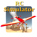 RC flight simulator RC FlightS icon