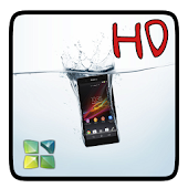 Xperia z1 Next launcher theme