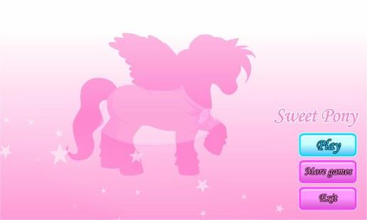 My Sweet Little Pony