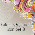 Icon Set B Folder Organizer icon