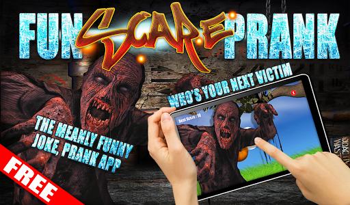 FREE Zombie Scare Prank Joke
