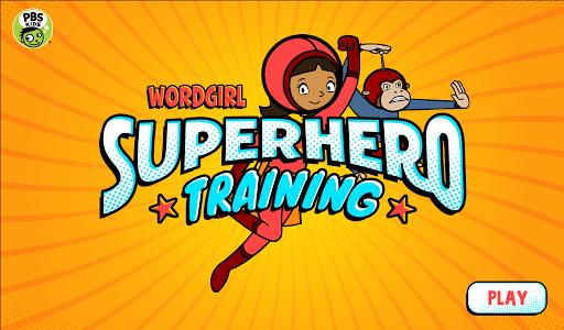 WordGirl Superhero Training