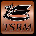 Toyota Supra 1990 TSRM logo