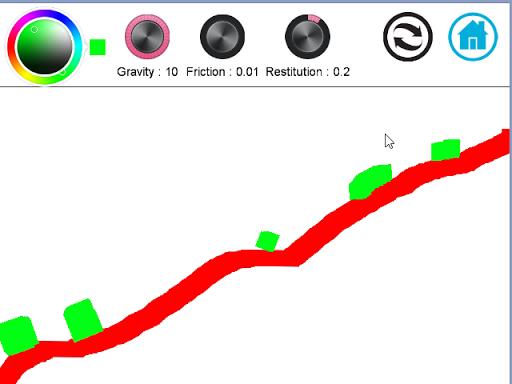 無料休闲Appの物理学とのぬりえ|記事Game