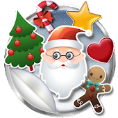 Christmas Stickers For Photos