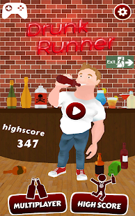 Drunk Runner- screenshot thumbnail