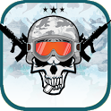 Stickman Assassin Killer War 2 icon
