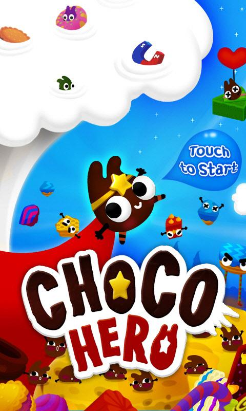 Chocohero - screenshot