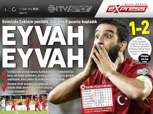 NTV Spor eXpress