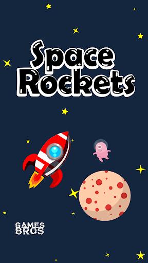 Toddler Rockets Game for Kids